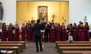 Nastup u crkvi sv. Josipa , 13.04.2016., 39. Susreti zagrebačkih glazbenih amatera